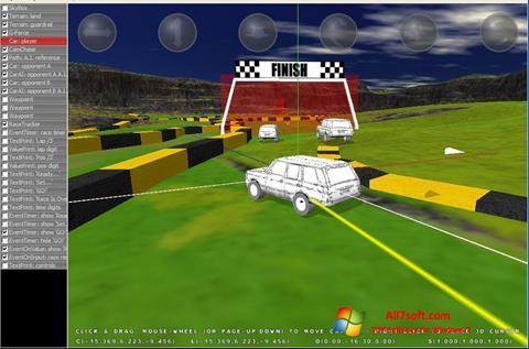 Skjermbilde 3D Rad Windows 7