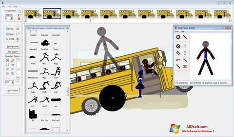 Skjermbilde Pivot Animator Windows 7