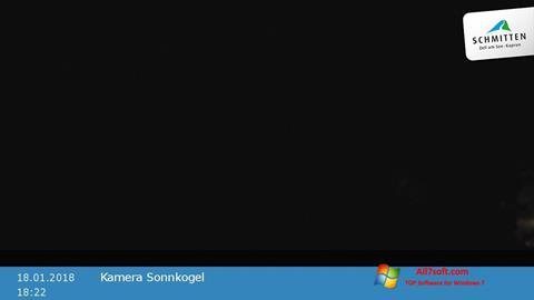 Skjermbilde Live WebCam Windows 7