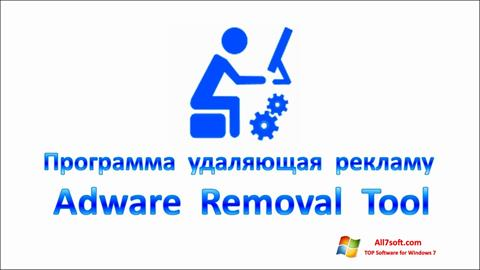 Skjermbilde Adware Removal Tool Windows 7