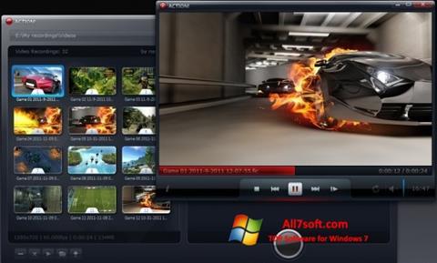 Skjermbilde Action! Windows 7