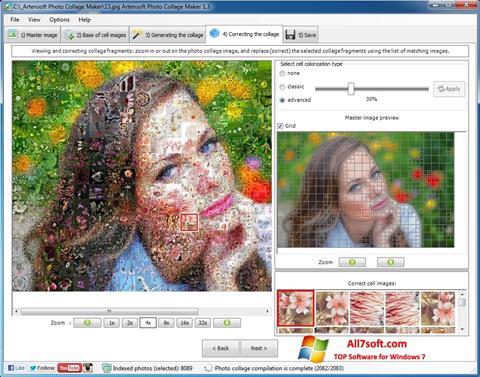 Skjermbilde Photo Collage Maker Windows 7