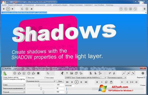 Skjermbilde BluffTitler Windows 7